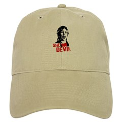 She Devil / Anti-Hillary Baseball Cap