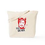 She Devil Tote Bag