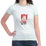 She Devil Jr. Ringer T-Shirt