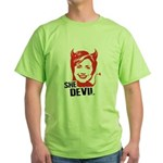 She Devil Green T-Shirt