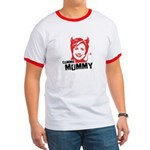 Anti-Hillary: Commie Mommy Ringer T