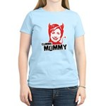 Anti-Hillary: Commie Mommy Women's Light T-Shirt