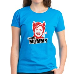 Anti-Hillary: Commie Mommy Tee