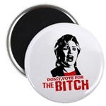 Just say nyet / Anti-Hillary Magnet