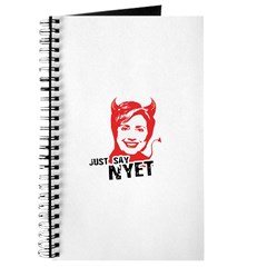 Just say nyet Journal