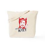 Just say nyet Tote Bag