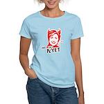 Just say nyet Women's Light T-Shirt