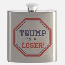 Trump is a loser Flask