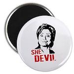 Anti-Hillary: She-Devil 2.25