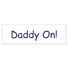 At Home Dad Bumper Bumper Sticker