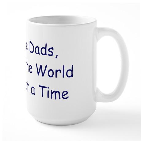 At Home Dad Large Mug