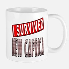 I Survived New Caprica Mugs