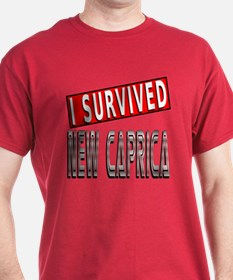 I Survived New Caprica T-Shirt