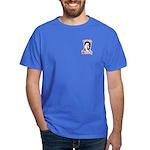 Anti-Hillary: Stop the Bitch Dark T-Shirt