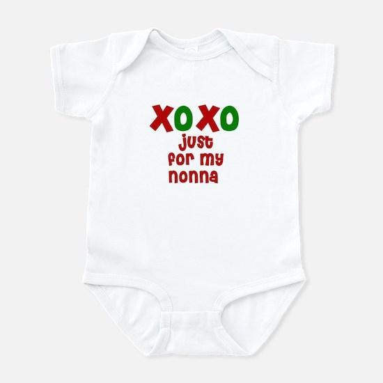 Kisses & Hugs for Nonna Infant Bodysuit