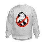 Anti-Hillary Kids Sweatshirt