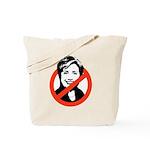 Anti-Hillary Tote Bag