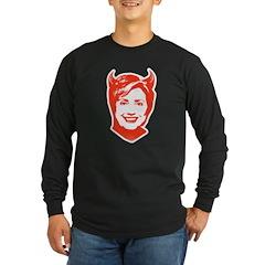 Hillary the Devil T