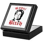 Royal Bitch / Anti-Hillary Keepsake Box