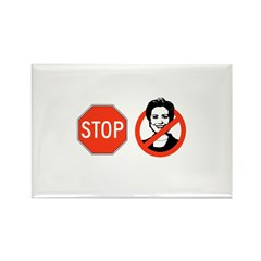 Stop Hillary Rectangle Magnet (100 pack)
