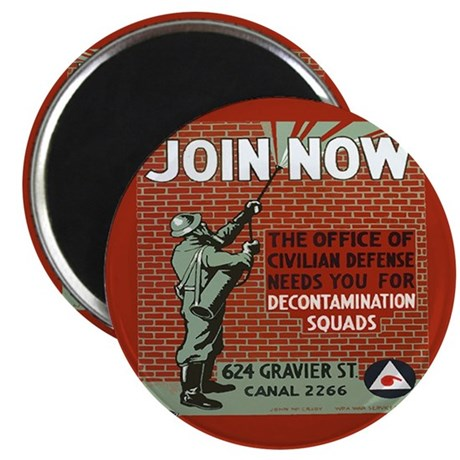 """Join Now! 2.25"""" Magnet (100 pack)"""