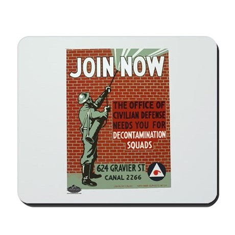 Join Now! Mousepad