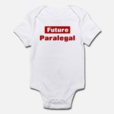 Future Paralegal Infant Bodysuit