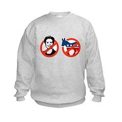 Anti-Hillary & Anti-Ass Sweatshirt
