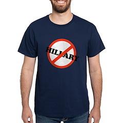 No Hillary T-Shirt