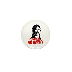 ommie Mommy: Anti-Hillary Mini Button (100 pack)