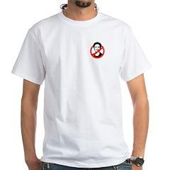 AntiHillary White T-Shirt