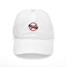Anti Hillary Baseball Cap