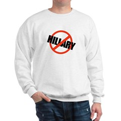 Anti Hillary Sweatshirt