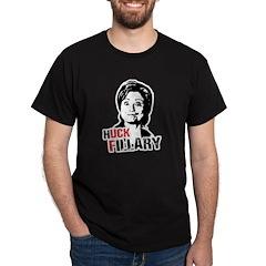 Anti-Hillary: Huck Fillary T-Shirt