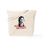 No Hillary / Anti-Hillary Tote Bag