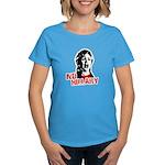 No Hillary / Anti-Hillary Women's Dark T-Shirt