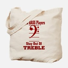 Unique Bass guitar Tote Bag