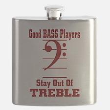 Unique Bass guitar Flask