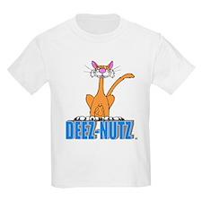 Skinny Orange Cat T-Shirt