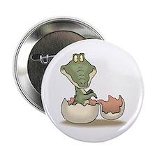 Baby Alligator Button