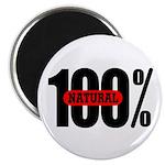 100 Percent Natural Magnet