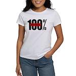 100 Percent Natural Women's T-Shirt