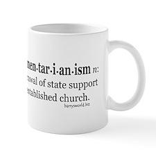 Antidisestablishmentarianism Mug