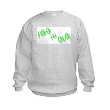 Cute Shredded Sweatshirt