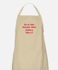Have You Hugged Your Alexa? BBQ Apron