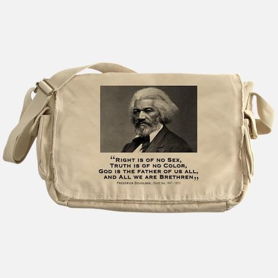 Cute Douglass Messenger Bag