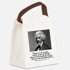 Cute Douglass Canvas Lunch Bag