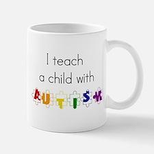 I Teach... Small Mugs