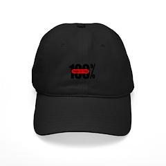 100 Percent Trans Fat Free Black Cap