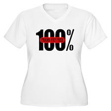 100 Percent Trans Fat Free T-Shirt